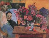 "Поль ГОГЕН. ""Te Tiare Arani"" (""Цветы Франции""). 1891"