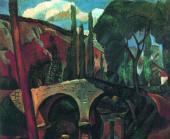 Андре ДЕРЕН. Старый мост. 1910