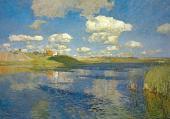 И.И.ЛЕВИТАН. Озеро. 1899–1900