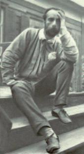 И.И.Левитан. Фотография. 1890-е