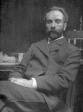 И.И. Левитан. Фотография. 1890-е