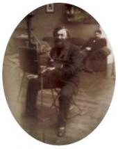 И.П. Похитонов. Фото. 1890-e