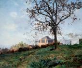Тру-Луэт. Осенний вечер. 1895