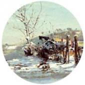 Тру-Луэт зимой. 1894