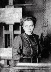 Е.К. Вульферт. Фото. 1908
