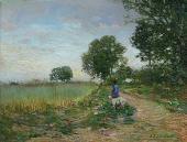 Пшеничное поле. 1900-e