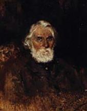 Портрет И.С. Тургенева. 1882–1883. ГТГ