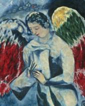 Ангел с палитрой. 1927–1936