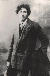 Марк Шагал. Санкт-Петербург, 17 июня 1910