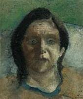 Моя мать. 1914