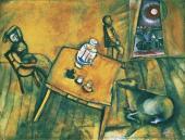 Желтая комната. 1911