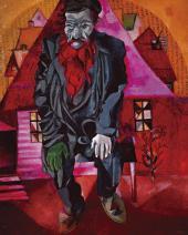 Красный еврей. 1915