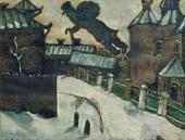 Над Витебском. 1914