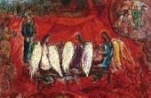 Авраам и три ангела. 1960–1966