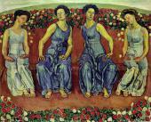 Священный час. 1911