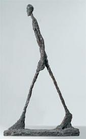 Шагающий человек II. 1960