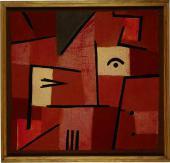 Пауль КЛЕЕ. Взгляд из красного. 1937