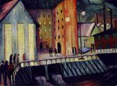 Ночная cмена. 1924