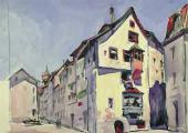 Старая площадь. 1943