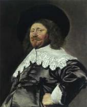 Франс ХАЛС. Клаес Дуйст ван Вooрхоут. Oк. 1636–1638