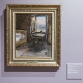 На выставке Марии Якунчиковой-Вебер в Третьяковской галерее