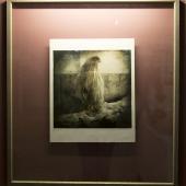 Открытие выставки офортов Светланы Ланшаковой «Марина Цветаева - 125» в ТарусеОт