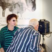 Открытие 5-й Казанской международной биеннале печатной графики «Всадник»