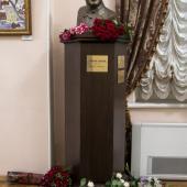 Скульптурный образ Рудольфа Борисовича Баршая. Автор работы — Вячеслав Пилипер