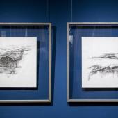 Открытие выставки живописи и графики Марины Гуровой «Рильке. Элегия для Марины» в Доме-музее Марины Цветаевой   Видеорепортаж