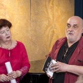 Открытие выставки живописи и графики Марины Гуровой «Рильке. Элегия для Марины» в Доме-музее Марины Цветаевой | Видеорепортаж