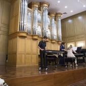 Концерт учащихся Детской музыкальной школы им. С.И. Танеева и вручение Премии Миры