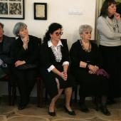 31 августа состоялось открытие выставки Светланы Ланшаковой в Доме-музее Марины Цветаевой