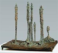 Альберто Джакометти. Скульптура, живопись, графика