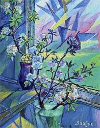 Футуризм и после: Давид Бурлюк (1882-1967)