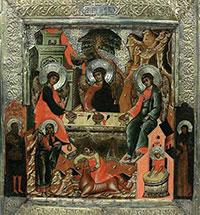 Иконы Соловецкого монастыря