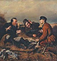 В.И. ЯКОБИ. Шуmы при дворе импераmрицы Анны Иоанновны. 1872