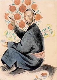 Российское изобразительное искусство и Средняя Азия