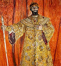 Александр Головин в собрании Русского музея