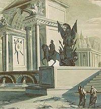 Из истории росписей Таврического дворца