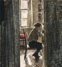 Квартирный вопрос. Интерьерные сцены в советской графике 1920-1980-е годы