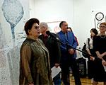 Презентация спецпроекта фонда ГРАНИ и галереи АСТИ на открытии 5-й Казанской биеннале печатной графики