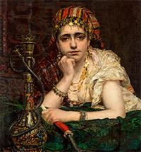 Парижские впечатления В.Д. Поленова