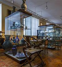 Музей декоративно - прикладного и промышленного искусства МГХПА ИМЕНИ С.Г. СТРОГАНОВА