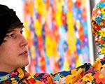 17 марта в 15:00 – вернисаж выставочного проекта «Лихтенштейн. Цветы» Алекса Долля