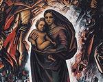 «И помнит мир спасенный» Мая Данцига вошел в коллекцию картин Арт-фонда семьи Филатовых