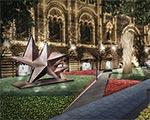 Первая выставка паблик-арта на Красной площади