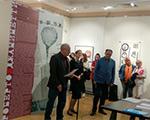 Чудеса графики на Казанской биеннале