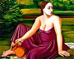 Выставка произведений Татьяны Назаренко «Диалог со временем» в Российской академии художеств
