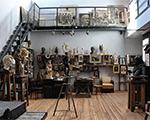 """Филиал Музея городской скульптуры """"Мастерская Аникушина"""" снова открыт для посетителей!"""