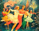 Всероссийский музей декоративно-прикладного и народного искусства поздравляет!